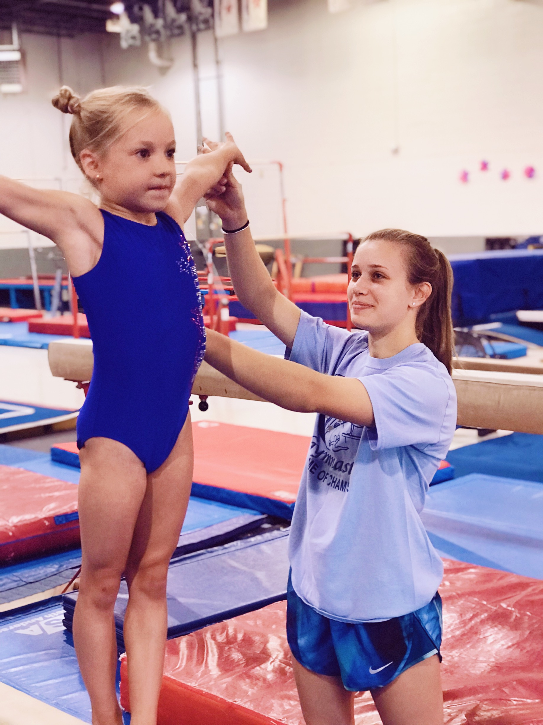 Developmental Gymnastics at Euro Stars Gymnastics in Plymouth MI