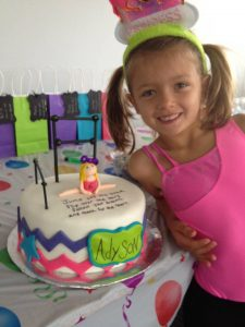 Host your birthday party with us!