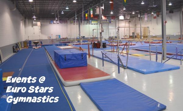 Euro Stars Gymnastics Events in Plymouth MI