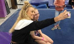 nastia liukin is coming to euro stars